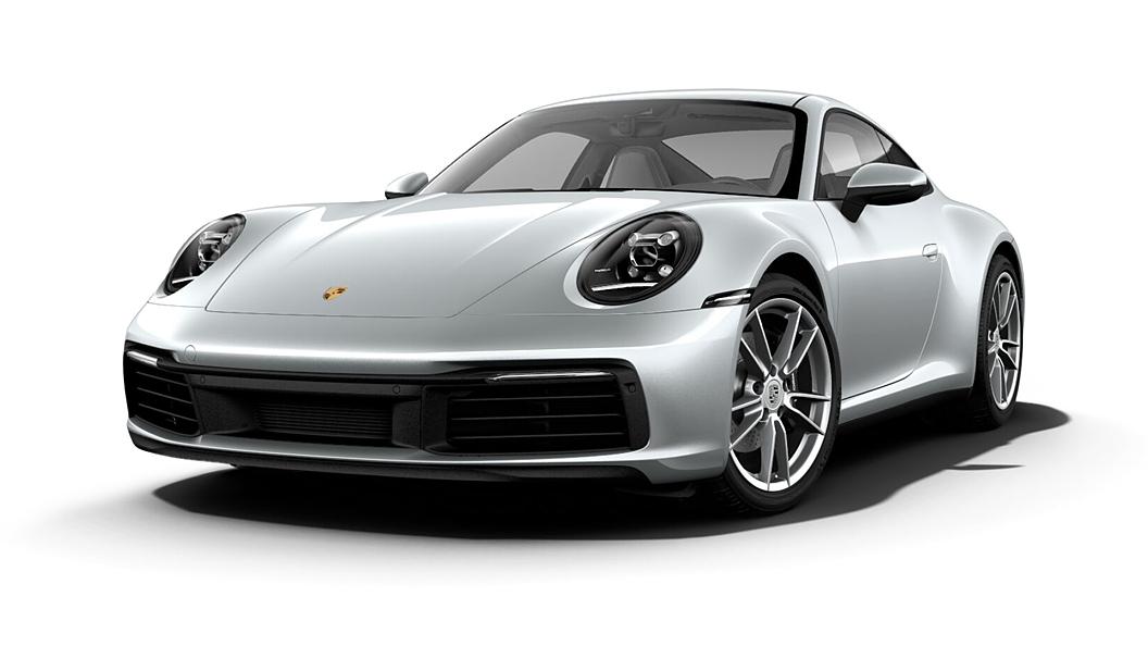Porsche  911 Dolomite Silver Metallic Colour