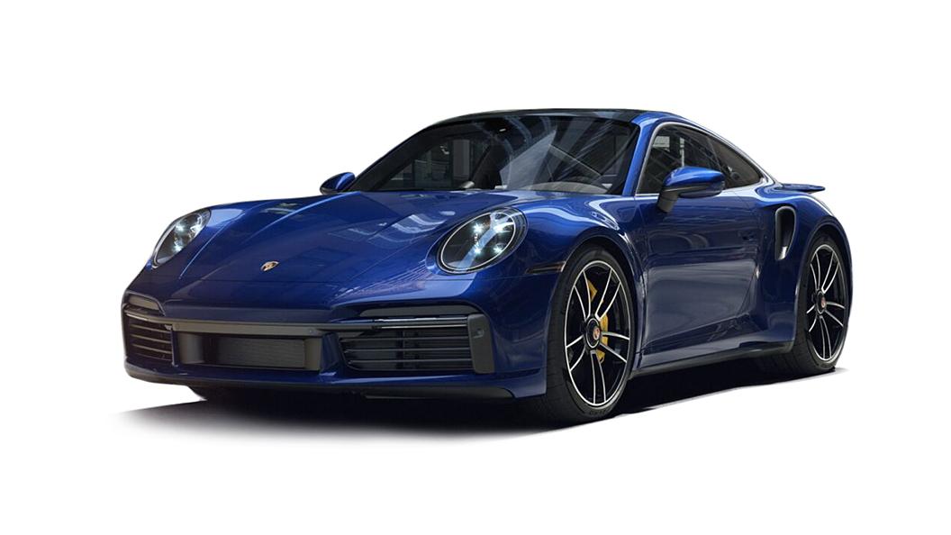Porsche  911 Gentian Blue Metallic Colour