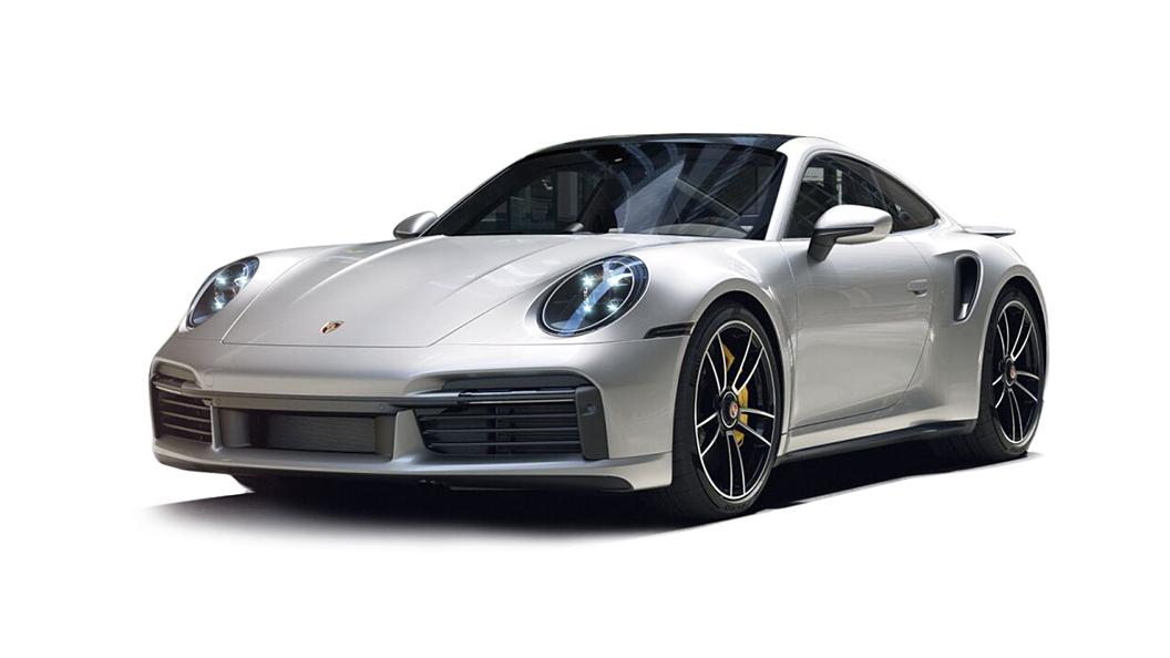 Porsche  911 GT Silver Metallic Colour