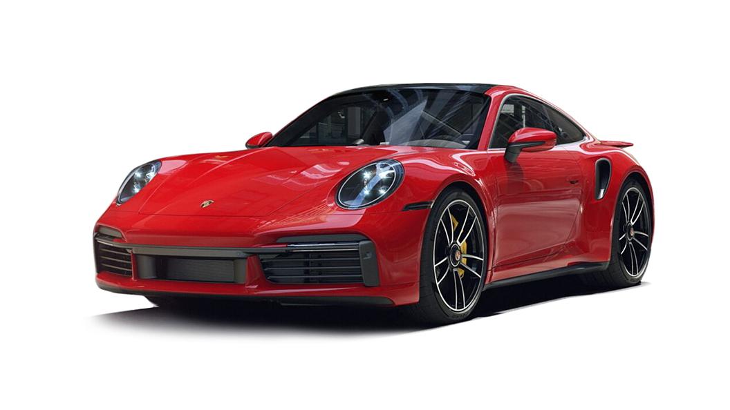 Porsche  911 Guards Red Colour