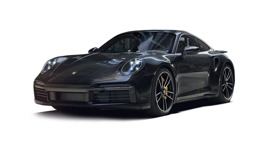 Porsche  911 Jet Black Metallic Colour