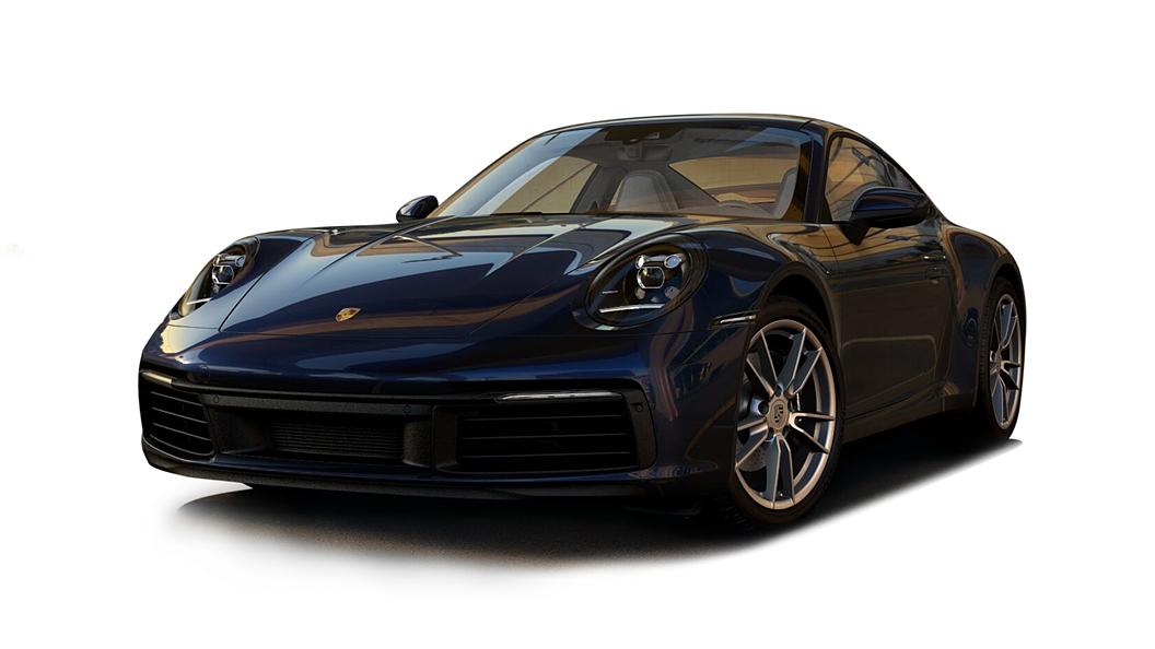 Porsche  911 Night Blue Metallic Colour