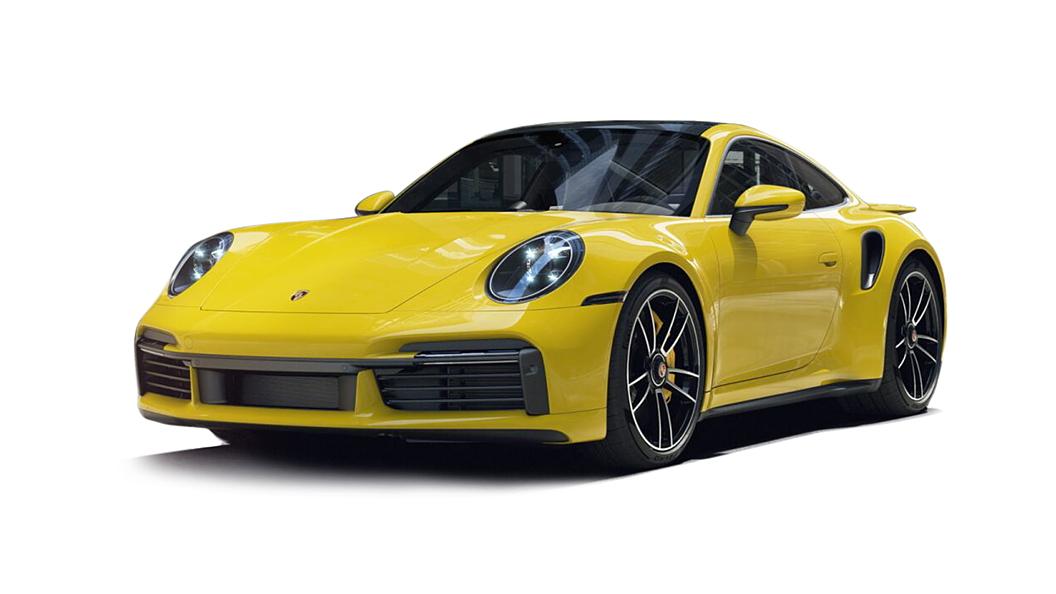Porsche  911 Racing Yellow Colour