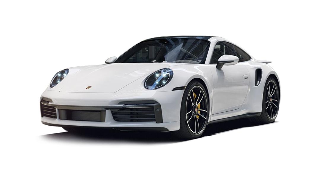 Porsche  911 White Colour