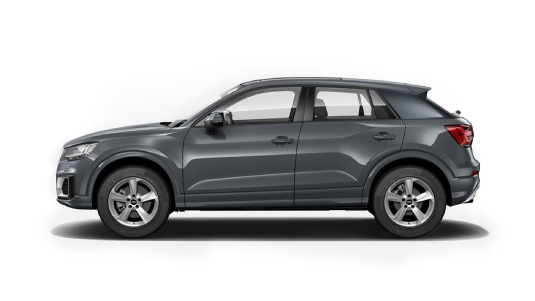 Audi  E-tron Nano Gray Metallic Colour