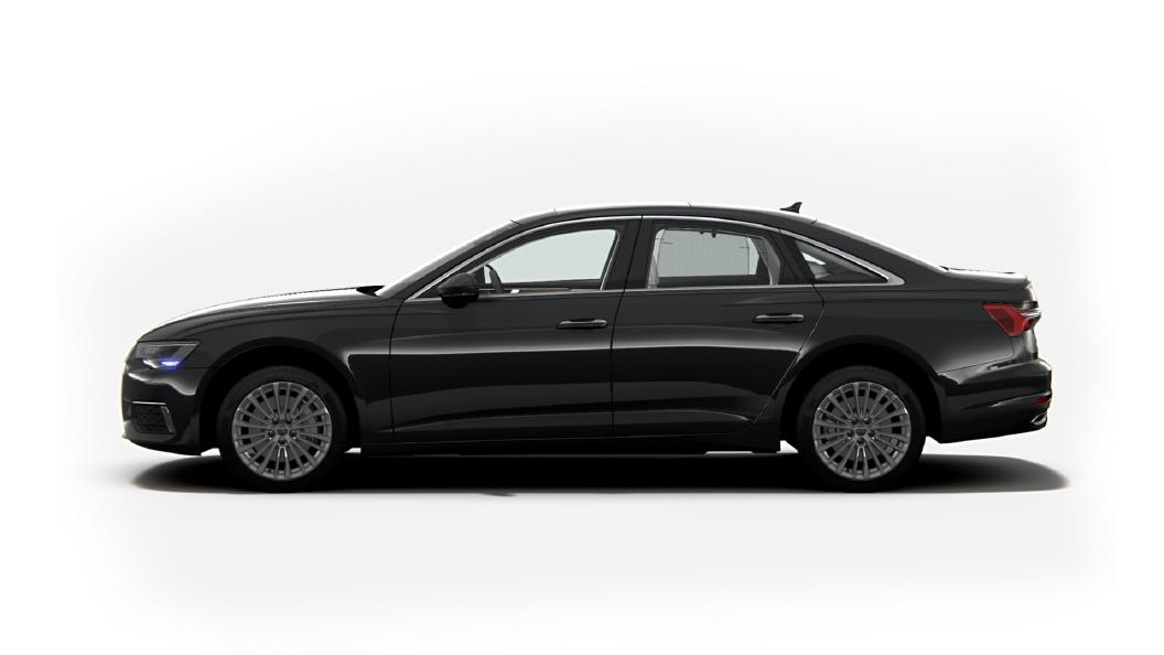 Audi  E-tron Vesuvius Grey Metallic Colour