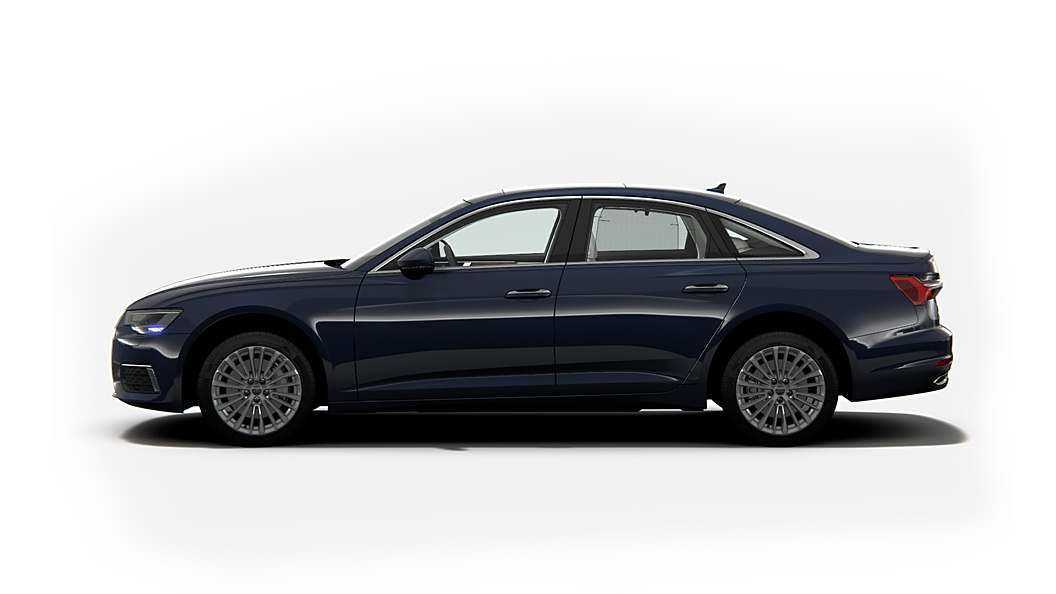 Audi  A6 Firmament Blue Metallic Colour