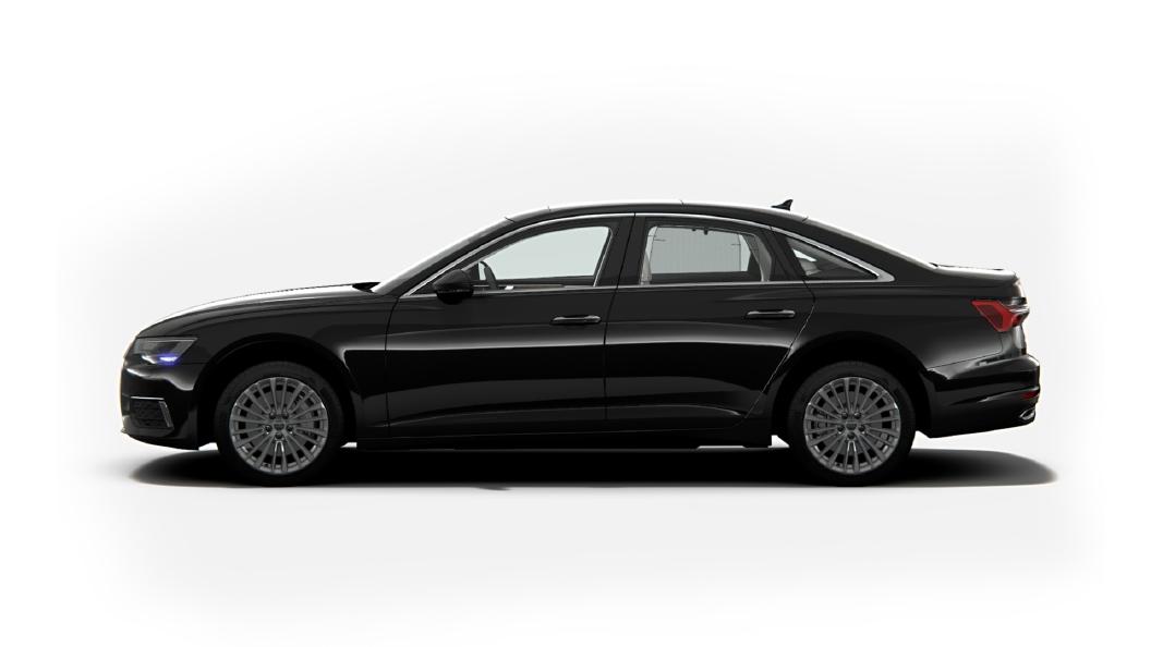 Audi  A6 Mysthos Black Metallic Colour