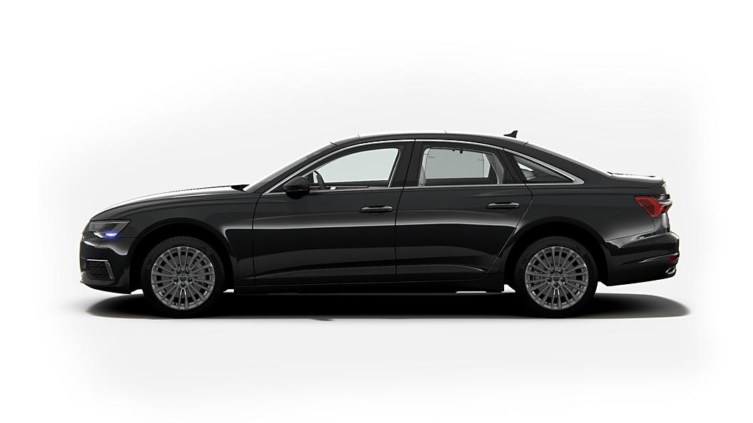 Audi  A6 Vesuvius Grey Metallic Colour