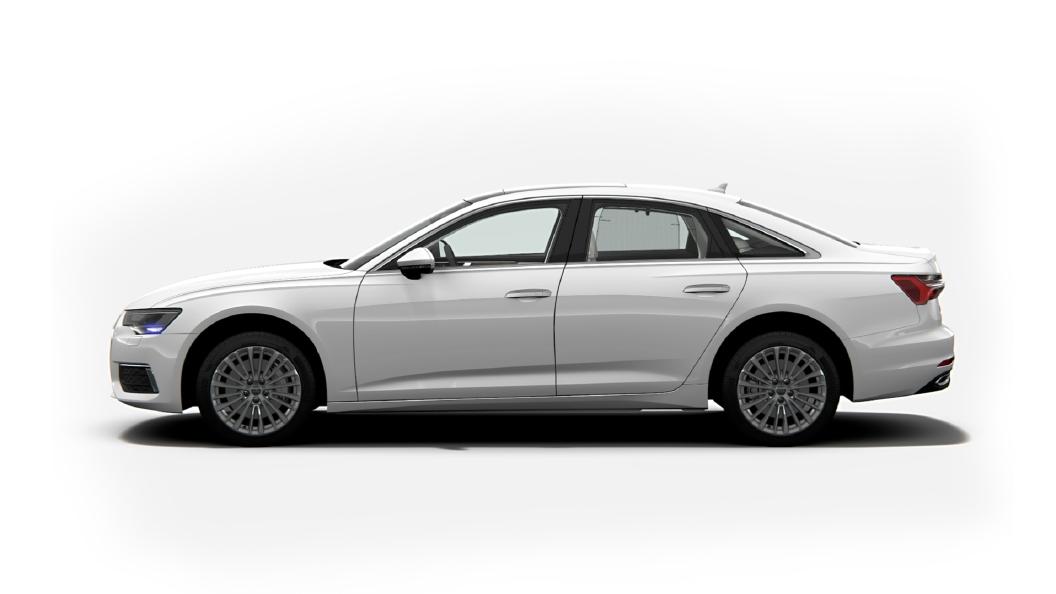 Audi  E-tron Sportback Ibis White Colour