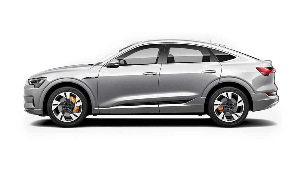 Audi  E-tron Sportback Typhoon Gray Metallic Colour