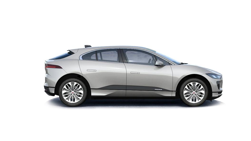 Jaguar  I-Pace Borasco Grey Metallic Colour