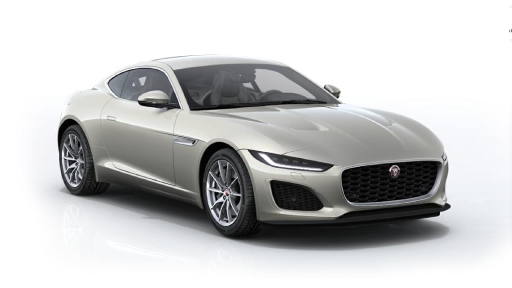 Jaguar  I-Pace Flux Grey Metallic Colour
