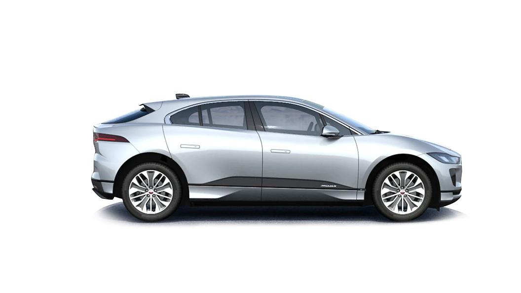 Jaguar  I-Pace Indus Silver Metallic Colour