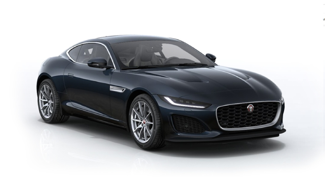 Jaguar  I-Pace Ligurian Black Metallic Colour