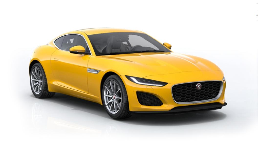 Jaguar  I-Pace Sorrento Yellow Metallic Colour