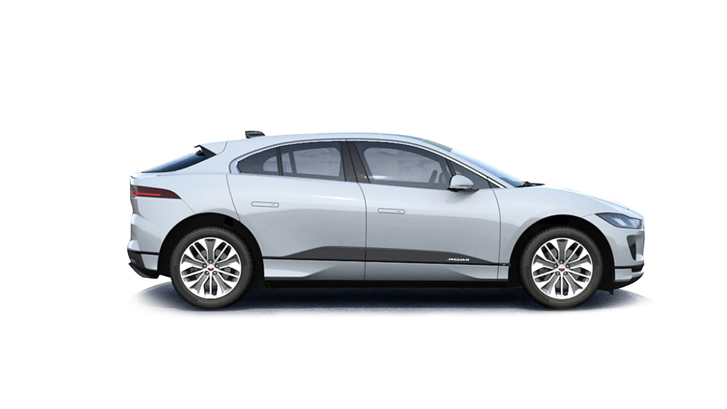 Jaguar  I-Pace Yulong White Metallic Colour