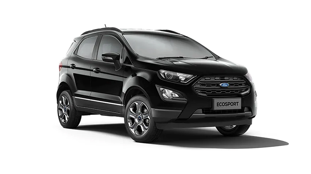 Ford  EcoSport Absolute Black Colour