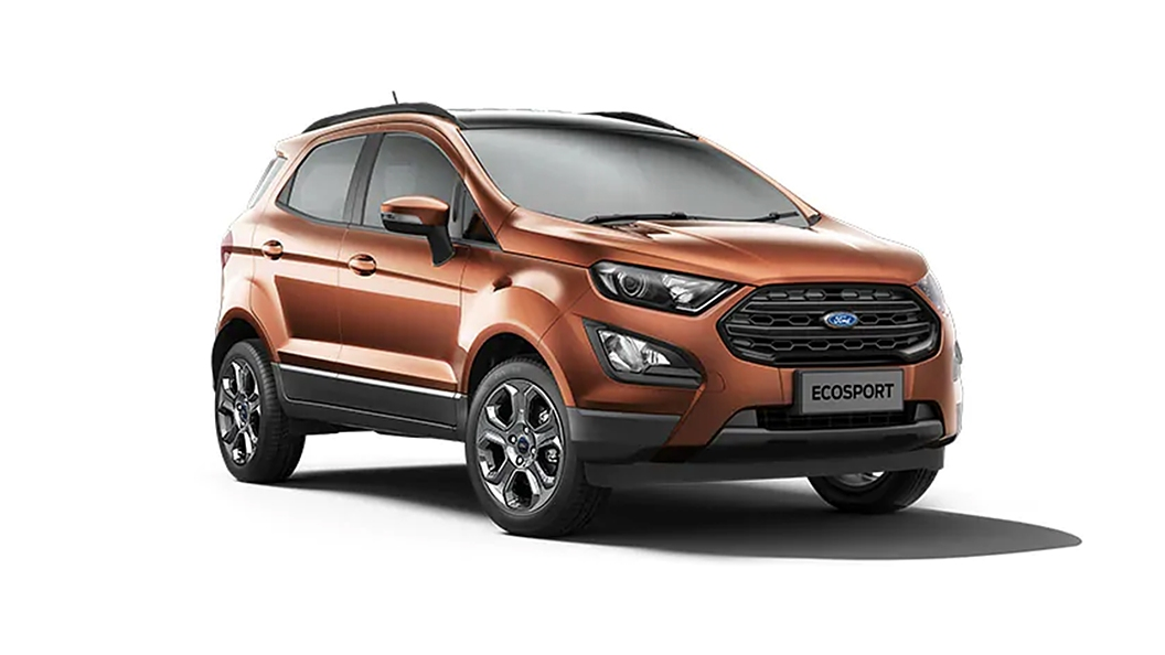 Ford  EcoSport Canyon Ridge Colour