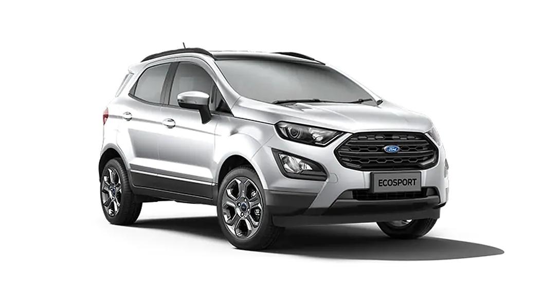 Ford  EcoSport Moondust Silver Colour