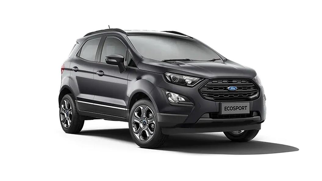 Ford  EcoSport Smoke Grey Colour