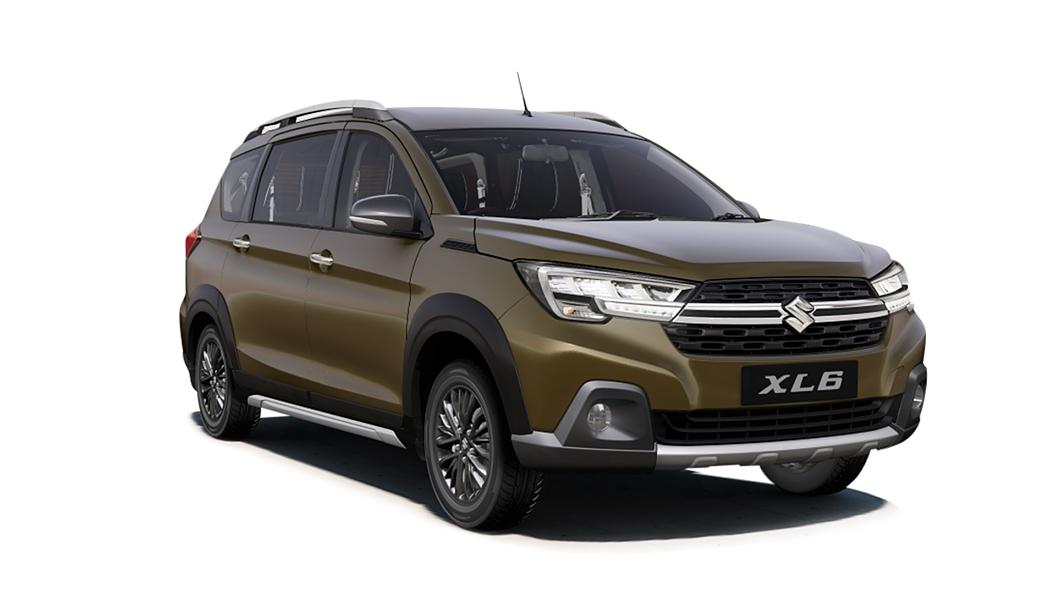 Maruti Suzuki  XL6 Brave Khaki Colour