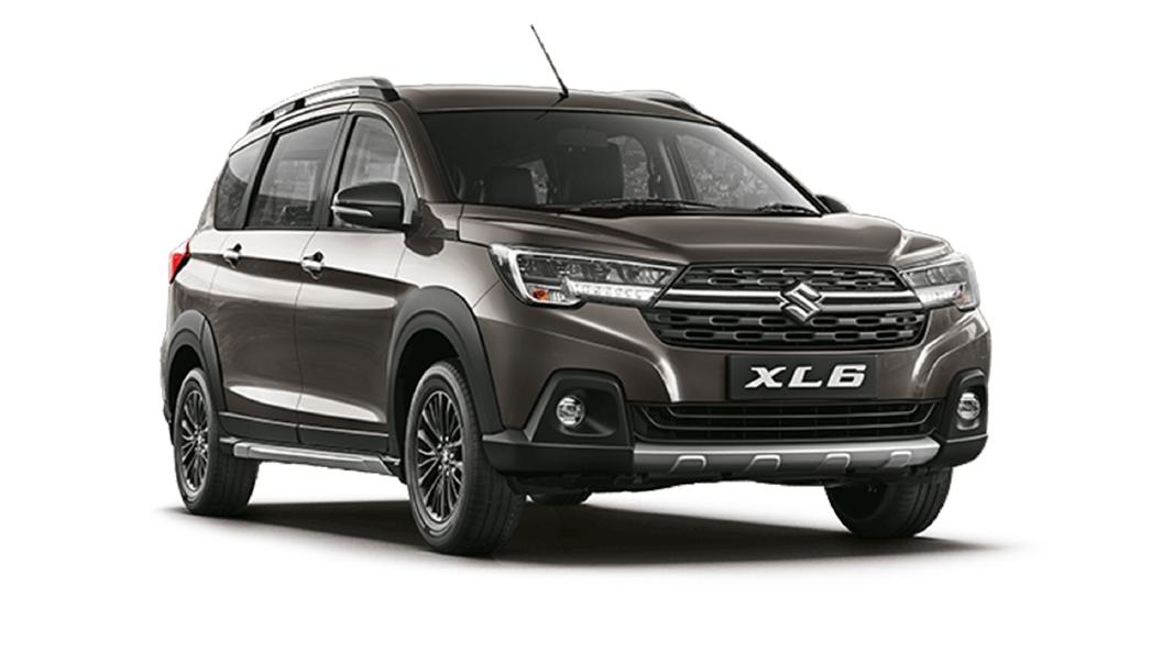Maruti Suzuki  XL6 Magma Gray Colour