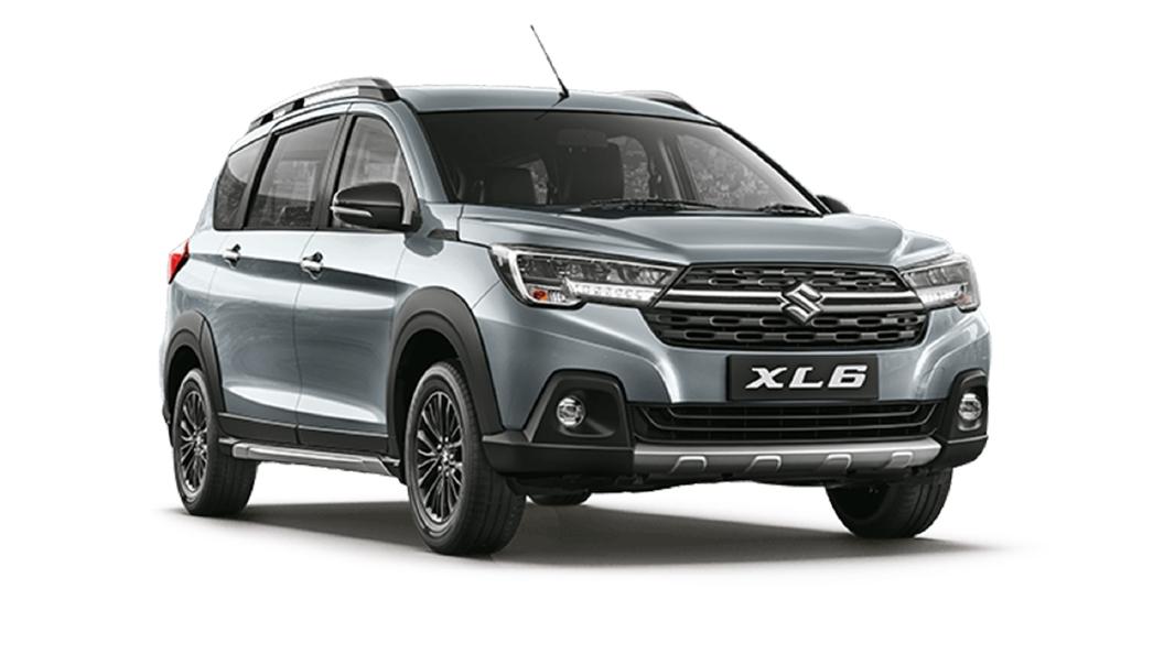 Maruti Suzuki  XL6 Metallic Premium Silver Colour