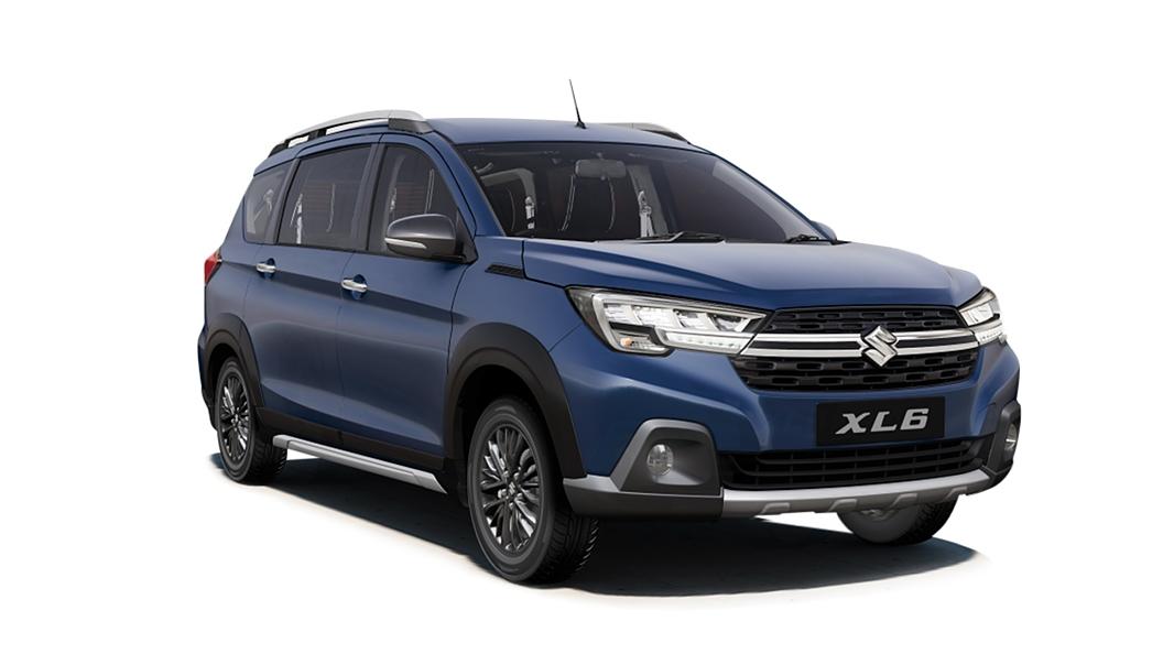 Maruti Suzuki  XL6 Nexa Blue Colour