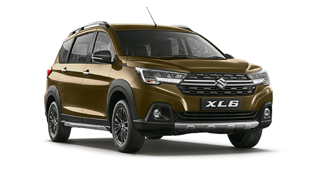 Maruti Suzuki  XL6 Pearl Brave Khaki Colour