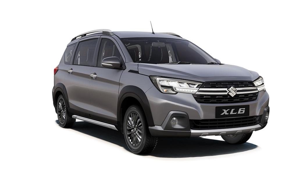 Maruti Suzuki  XL6 Premium Silver Colour