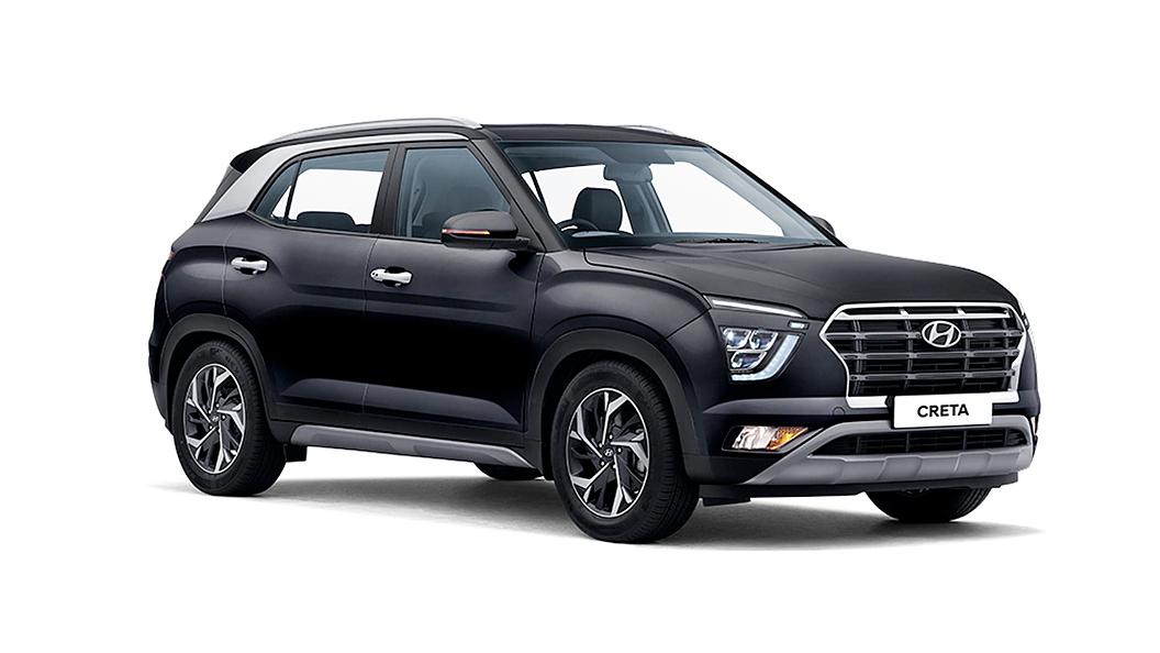 Hyundai  Creta Phantom Black Colour