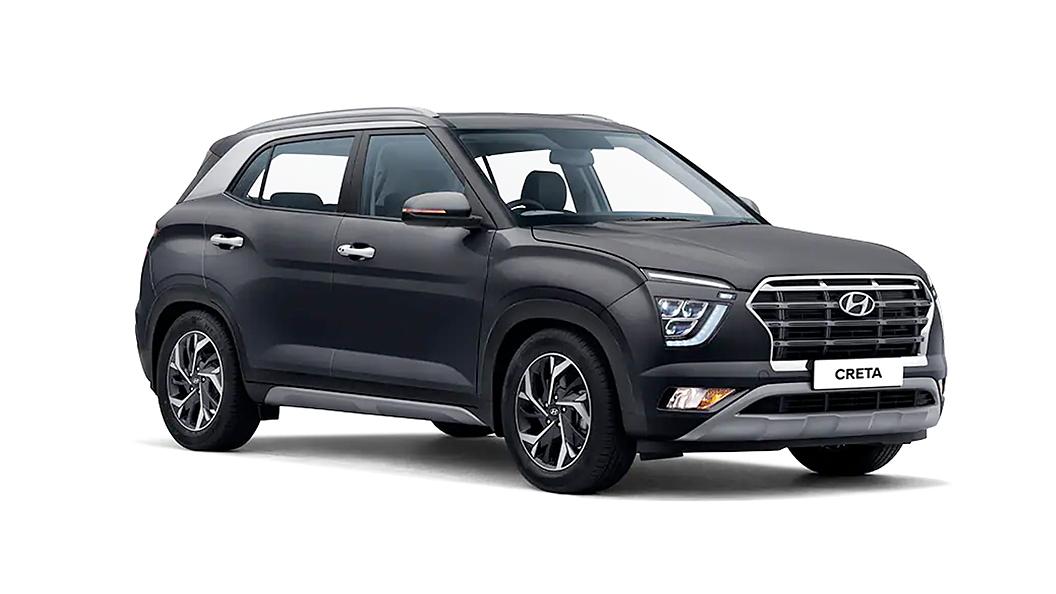 Hyundai  Creta Titan Grey Colour