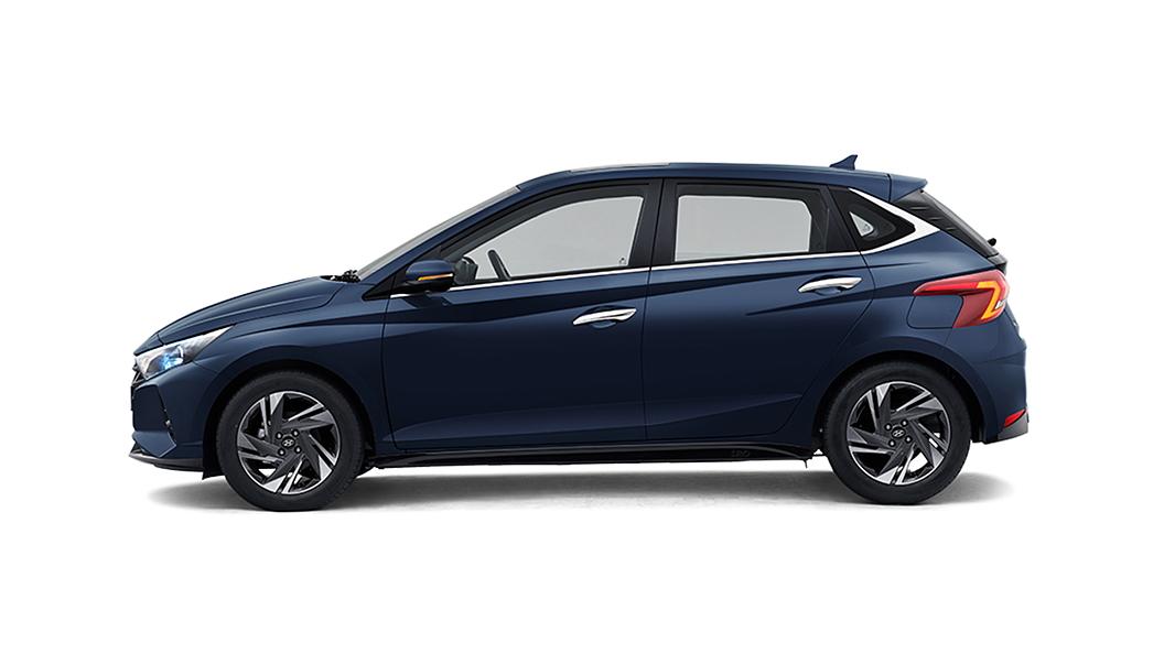 Hyundai  I20 Starry Night Colour