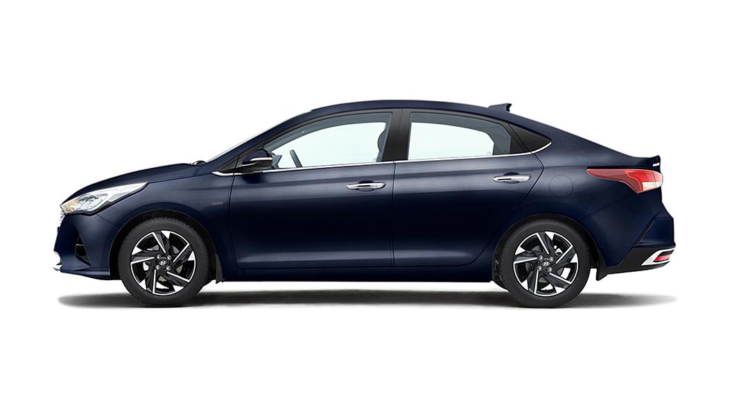Hyundai  Verna Starry Night Colour