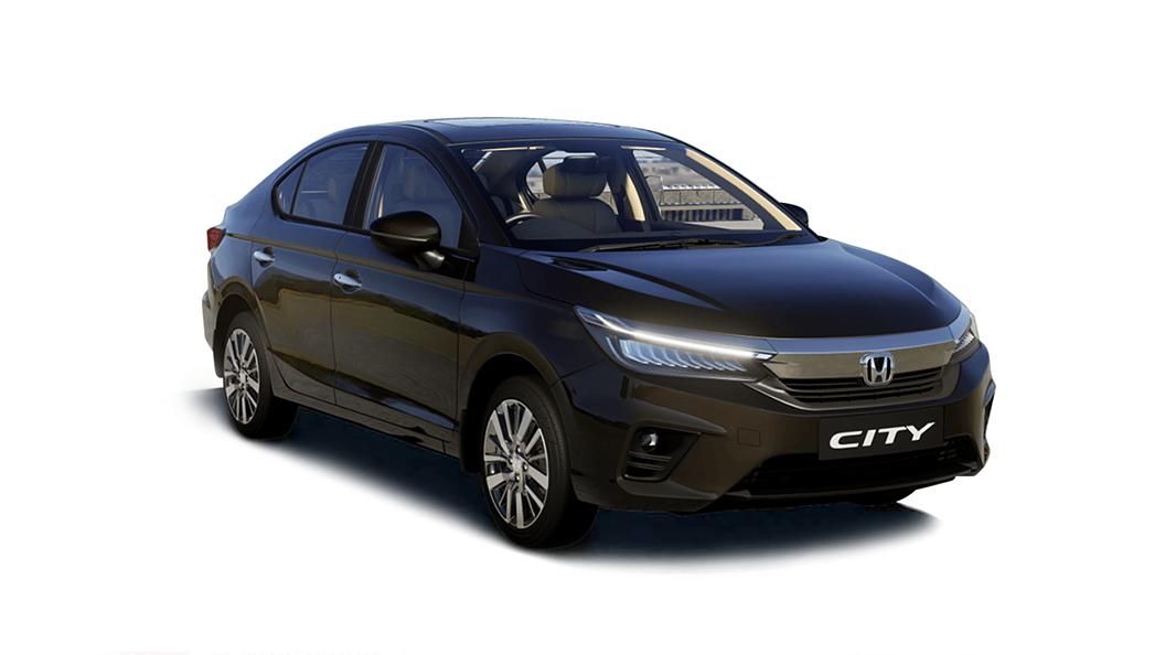 Honda  All New City Golden Brown Metallic Colour
