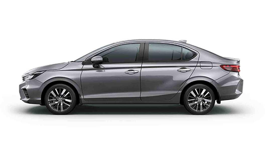 Honda  All New City Modern Steel Metallic Colour