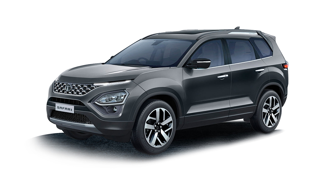 Tata  Safari Daytona Grey Colour