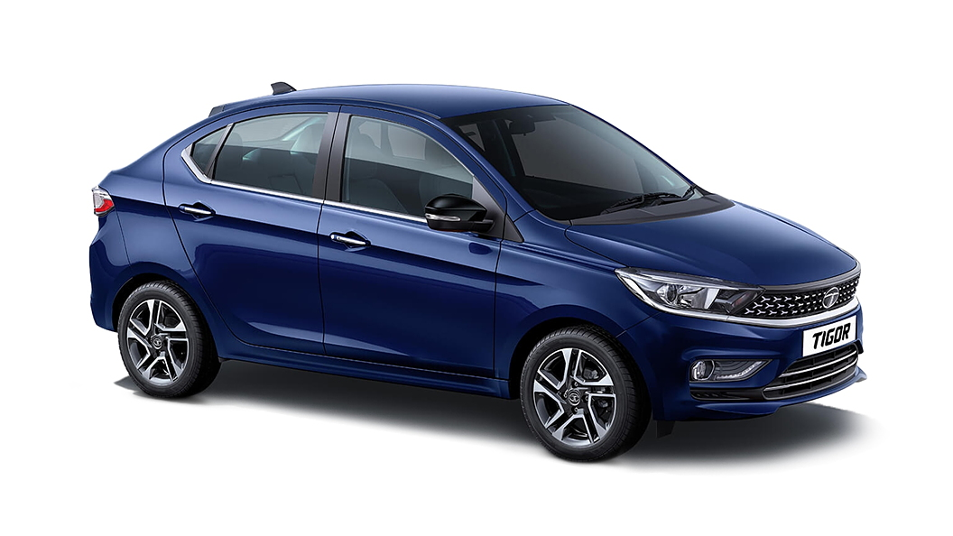 Tata  Tigor Arizona Blue Colour