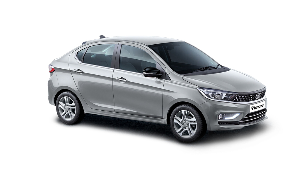 Tata  Tigor Pure Silver Colour