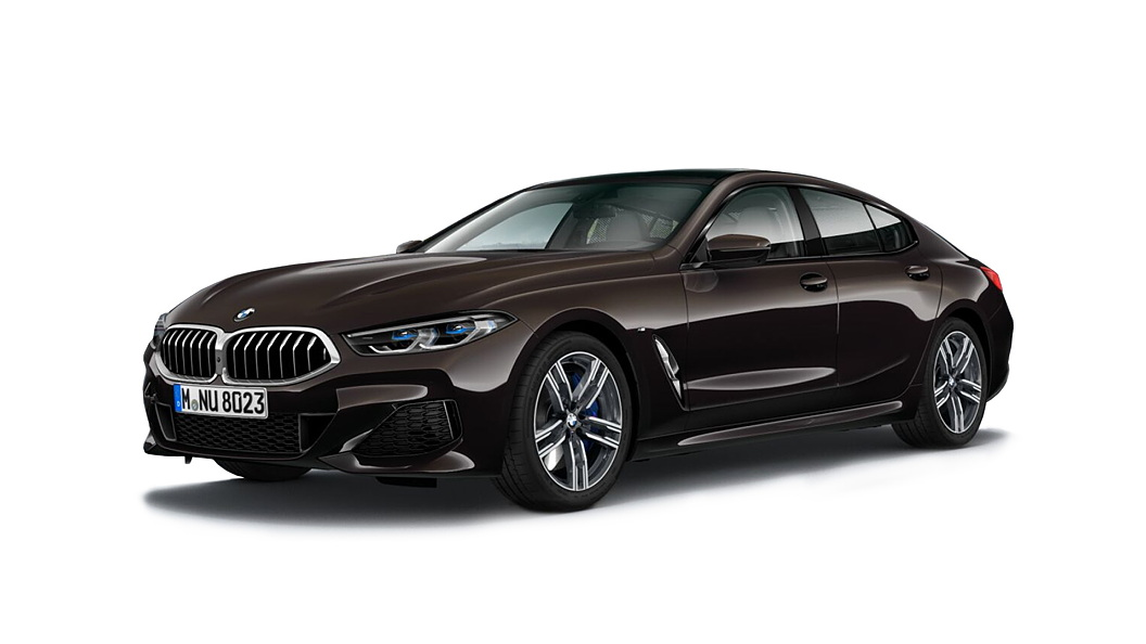 BMW  8 Series Almandine Brown Metallic Colour