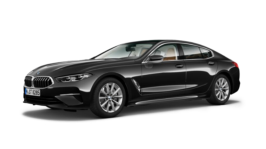 BMW  8 Series Black Sapphire metallic Colour
