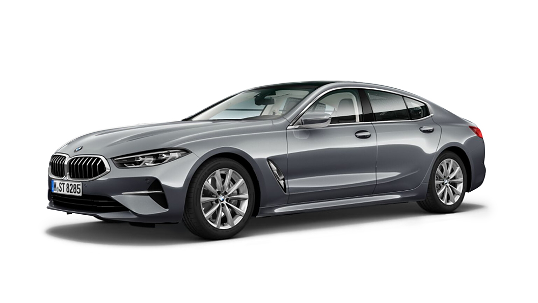 BMW  8 Series Bluestone Metallic Colour