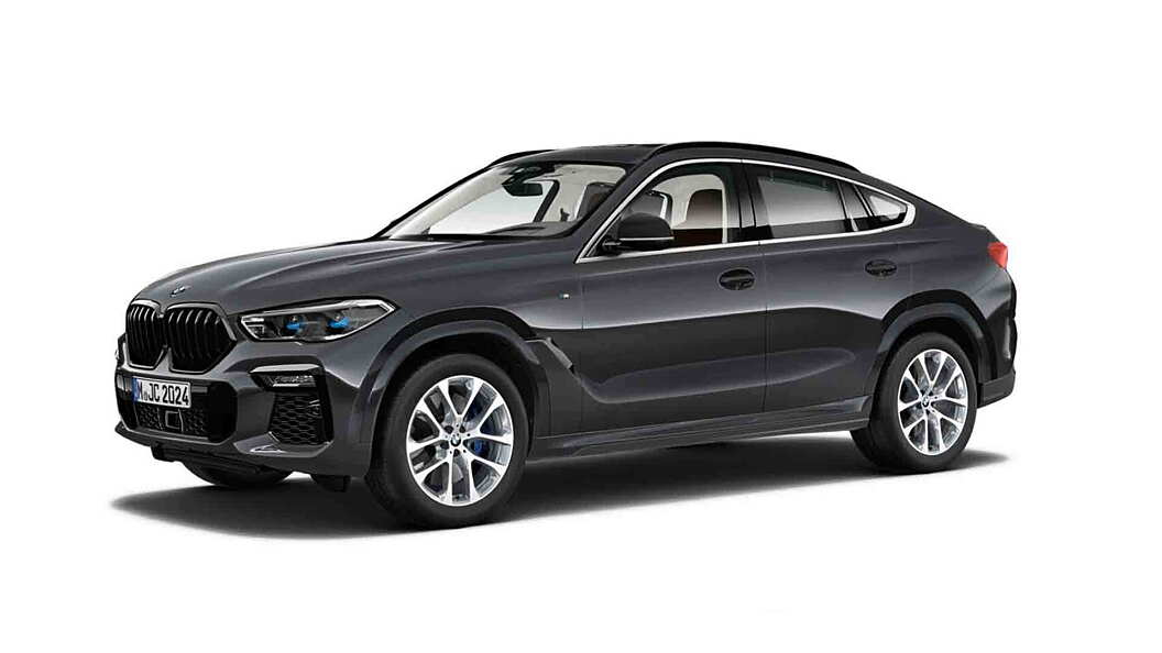 BMW  X6 Arctic Grey Brilliant Effect Metallic Colour