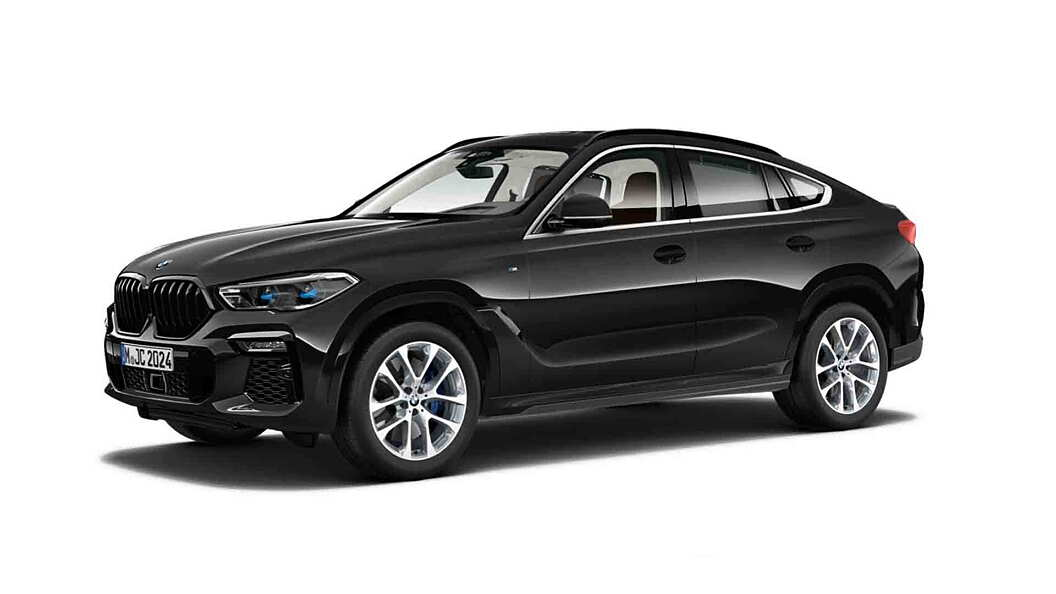 BMW  X6 Carbon Black Metallic Colour
