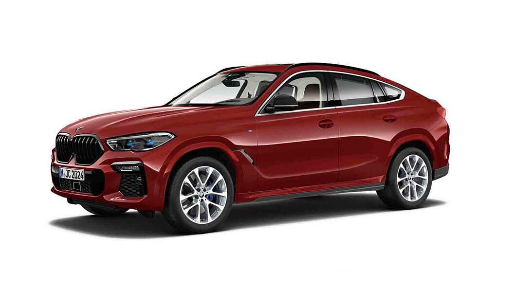 BMW  X6 Flamenco Red Brilliant Effect Metallic Colour