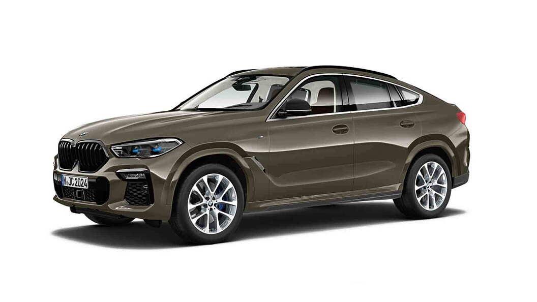 BMW  X6 Manhattan Metallic Colour