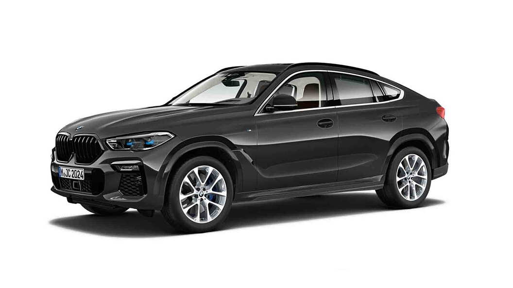 BMW  X6 Sophisto Grey Brilliant Effect Metallic Colour