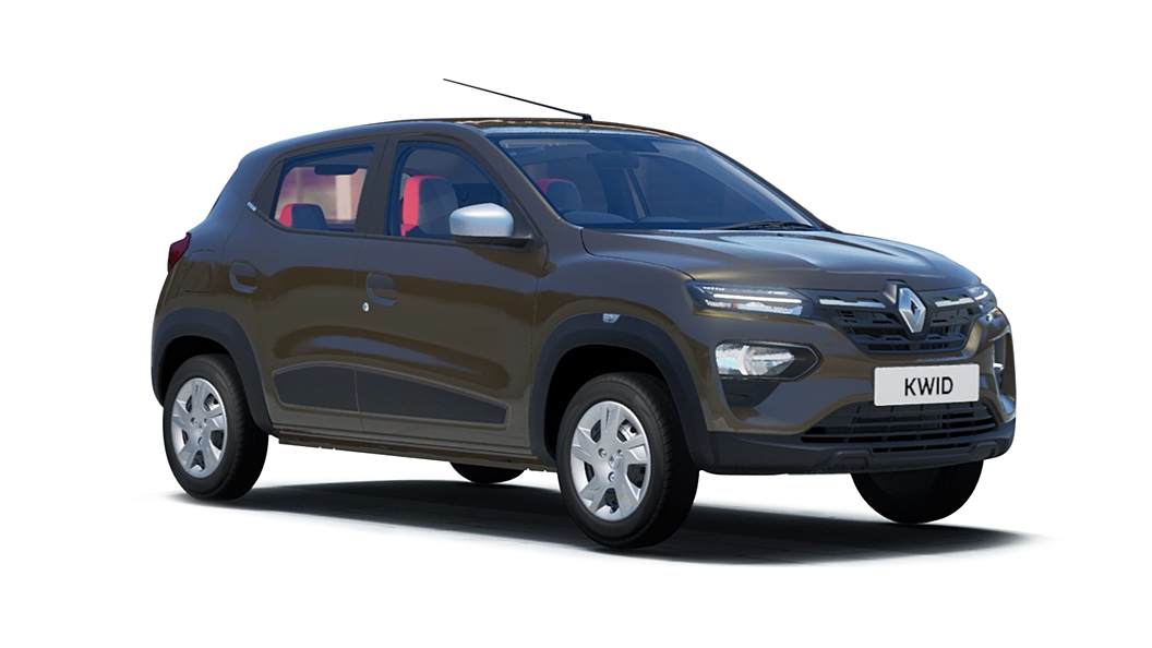 Renault  Kwid Outback Bronze Colour