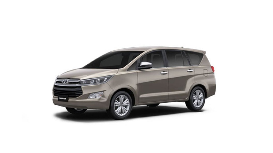 Toyota  Innova Crysta Avant Garde Bronze Colour